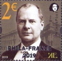 Peterstamps on PHILA FRANCE 2019 !